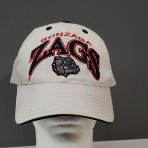 Gonzaga Zags Adjustable Strap Hat Cap